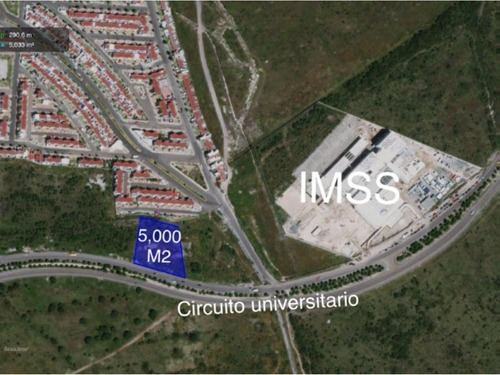 terreno comercial en venta blvd fray junipero serra - circuito universidades