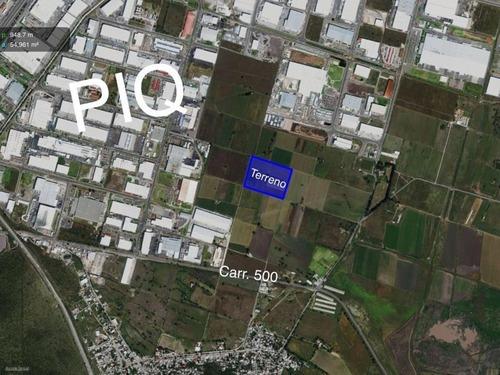 terreno comercial en venta carretera 500