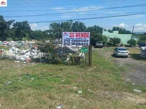 terreno comercial en venta carretera colima-manzanillo