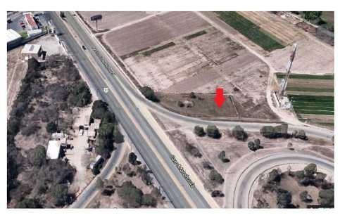 terreno comercial en venta en carretera a matehuala esquina anillo periferico