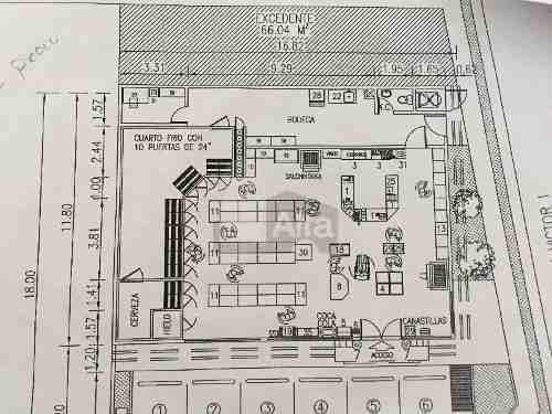 terreno comercial en venta en hacienda de juan pablo 1a. sección, san luis potosí, san luis potosí