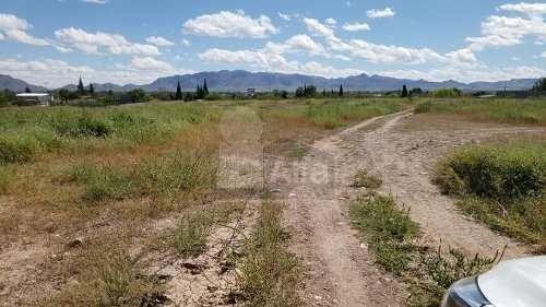 terreno comercial en venta en santo domingo, chihuahua, chihuahua