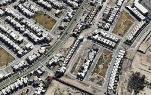 terreno comercial en venta en senderos, en torreón.