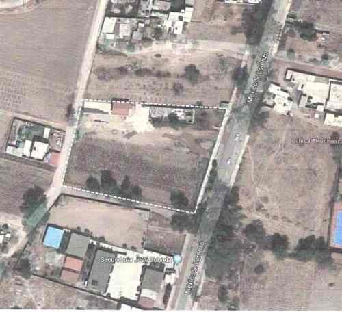 terreno comercial en venta en teotihuacan