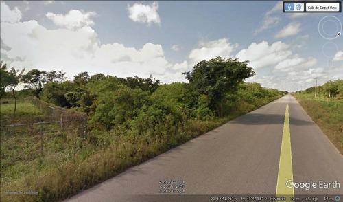 terreno comercial en venta en uman, yucatan!!!