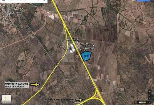 terreno comercial en venta en villa de arriaga centro, villa de arriaga, san luis potosí