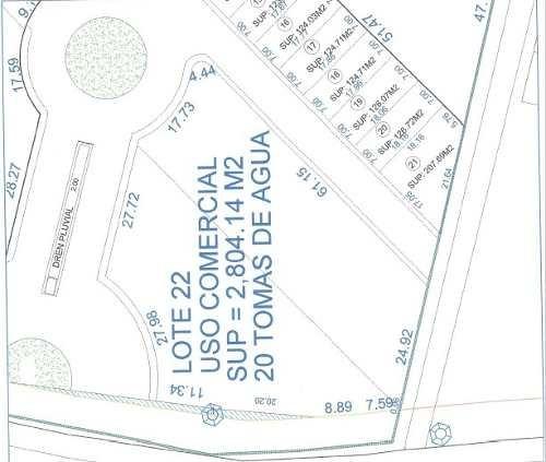 terreno comercial en venta. fracc. bahamas  //  ctv170104-fm