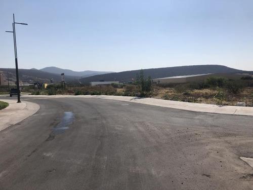 terreno comercial en venta fracc valle de juriquilla