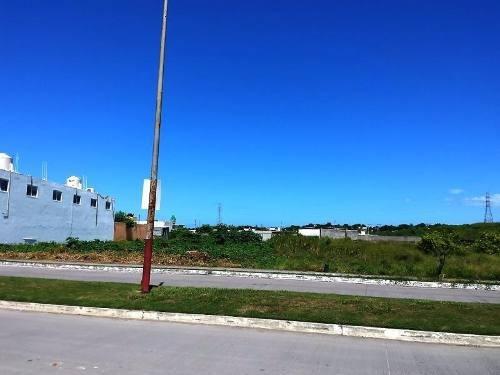 terreno comercial en venta fracc xana