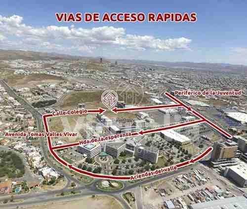 terreno comercial en venta, haciendas del valle, chihuahua