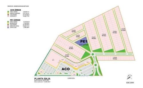 terreno comercial en venta ideal para plaza de servicios