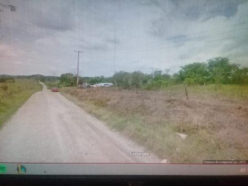 terreno comercial en venta rancheria coronel traconis