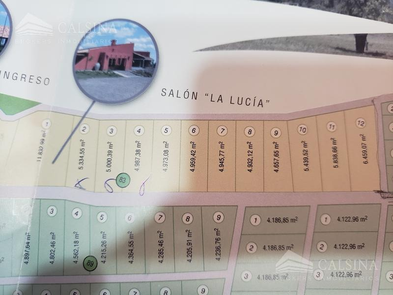 terreno comercial en venta  - s/ruta a carlos paz -  malagueño - cba