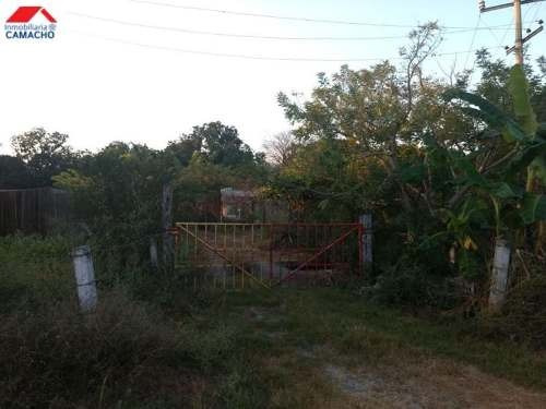 terreno comercial en venta venta; 17.5 hectáreas parejitas con mucha agua a bordo de carretera los asmoles