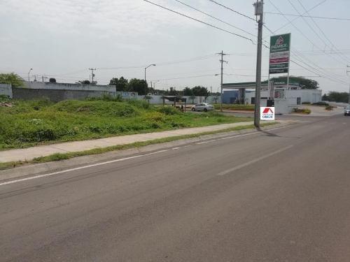terreno comercial en venta venta por av. niños héroes en esquina, pasando el libramiento griselda álvarez
