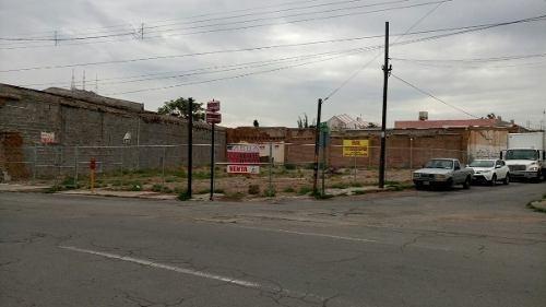 terreno comercial en venta zona centro, chihuahua