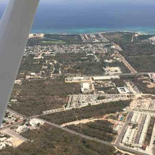 terreno comercial en venta, zona industrial playa del carmen p2225