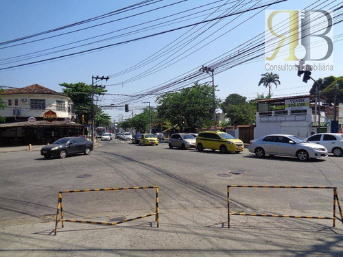 terreno comercial estrada de jacarepaguá montela - te0149