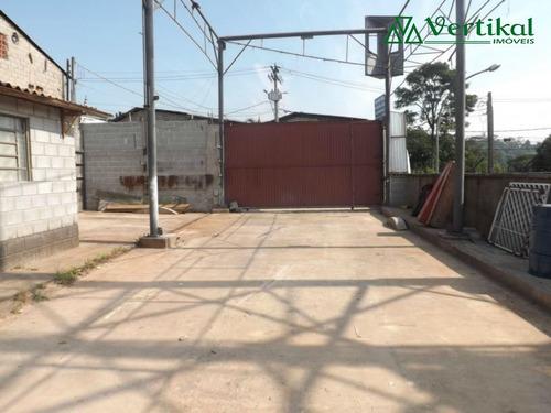 terreno comercial para locacao, parque rincao - cotia - l-2333