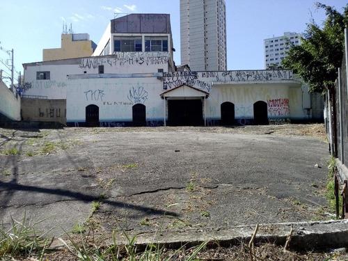 terreno comercial para locação, centro, guarulhos. - te0198
