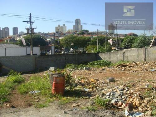 terreno comercial para venda e locação, saúde, são paulo. - codigo: te0306 - te0306