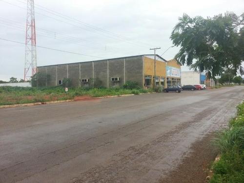 terreno comercial para venda em palmas, plano diretor sul - 803613