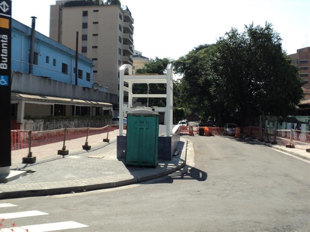 terreno comercial plano, ao lado do metro butantã  - nh21583
