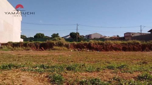 terreno comercial à venda, 238 m2, alto do mirante, paulínia. - codigo: te0036 - te0036