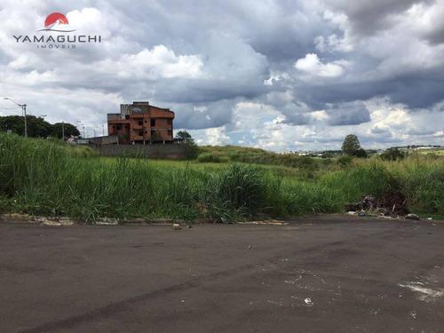terreno comercial à venda, 374 m² no jardim planalto, paulínia. - codigo: te0017 - te0017