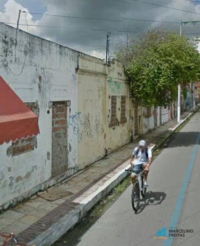 terreno comercial à venda, centro, maracanaú. - codigo: te0170 - te0170