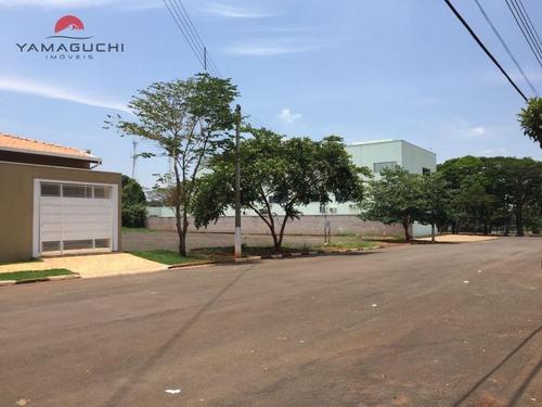 terreno comercial à venda com 995,87m² , alvorada parque em