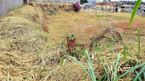 terreno comercial à venda, jardim dona carmela, atibaia - ar0050. - te0472