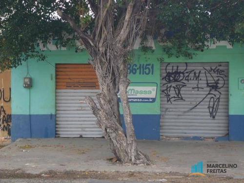 terreno comercial à venda, jardim iracema, fortaleza - te0118. - te0118