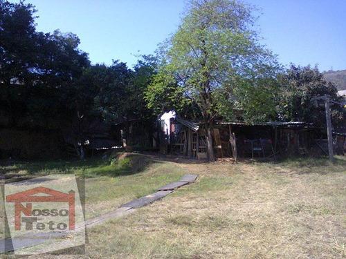 terreno  comercial à venda, laranjeiras, caieiras. - te0009