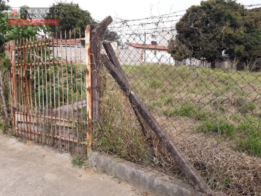 terreno comercial à venda, santa claudina, vinhedo. - te0043