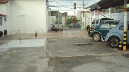 terreno comercial à venda, santana, são josé dos campos - te1203. - te1203
