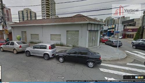 terreno comercial à venda, tatuapé, são paulo - te0372. - te0372