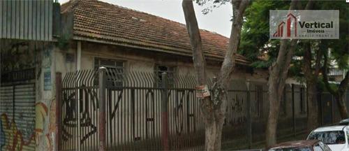 terreno comercial à venda, vila carrão, são paulo - te0159. - te0159
