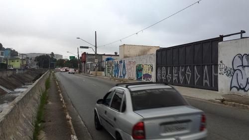 terreno comercial à venda, vila regente feijó, são paulo. - codigo: te0012 - te0012