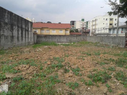 terreno comercial à venda, vila rosália, guarulhos - te0168. - te0168