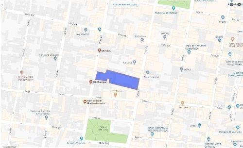 terreno comercial venta / merida centro / yucatan