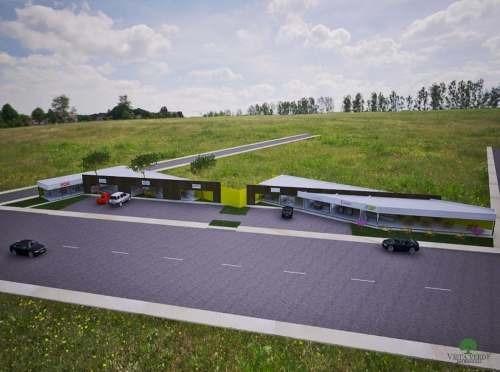 terreno comercial, vista verde cholul