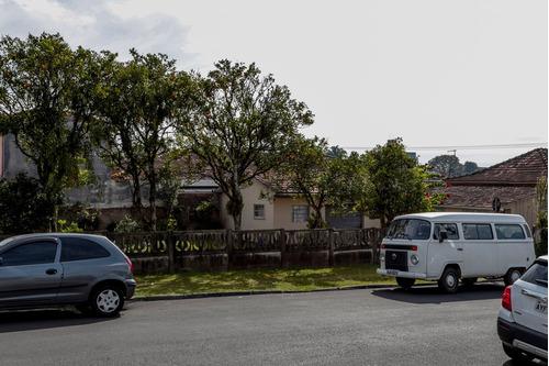 terreno comercial zr-2 na rua salgado filho de esquina