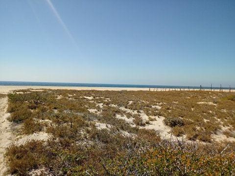 terreno con 33 metros de playa 1976 metros cuadrados