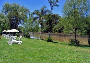 terreno con amarra propia en salida al rio luján en barrio semi cerrado las lagunas en villa la ñata