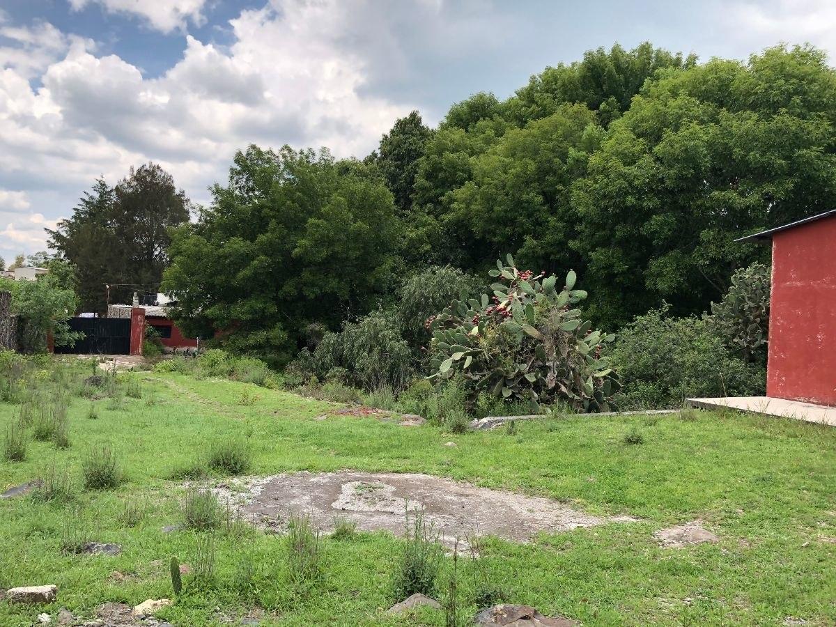 terreno con bodega en venta, jilotepec