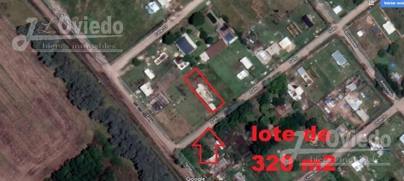 terreno con casa a terminar en barrio guemes