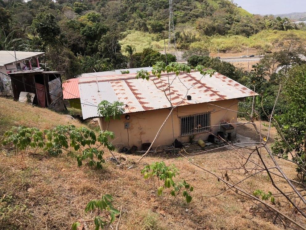 terreno con casa cerro viento rural
