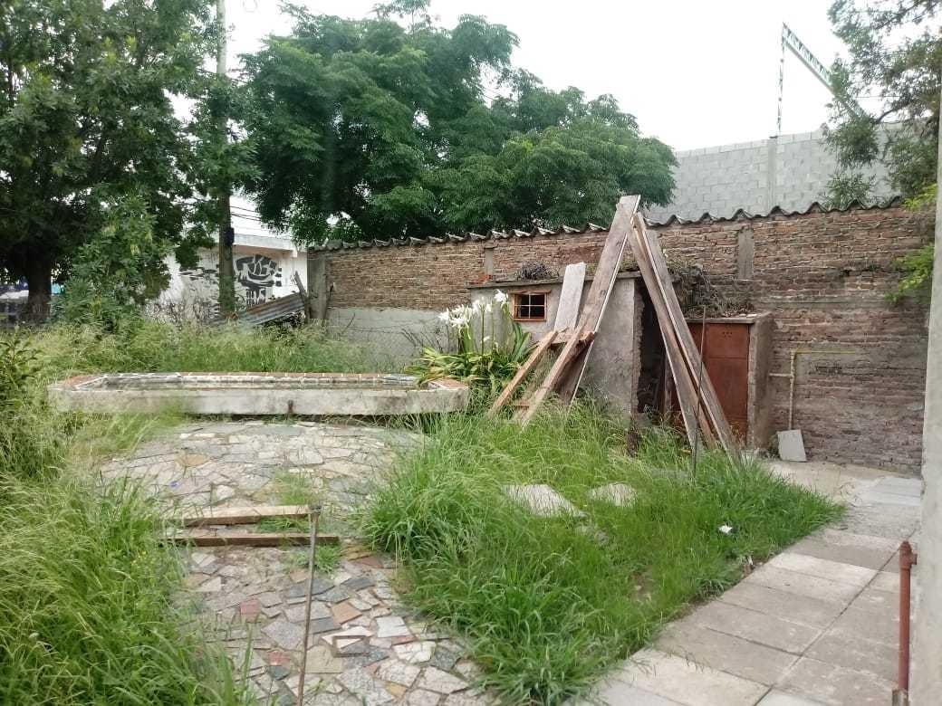 terreno con casa reciclada, zona industrial, ideal galpon