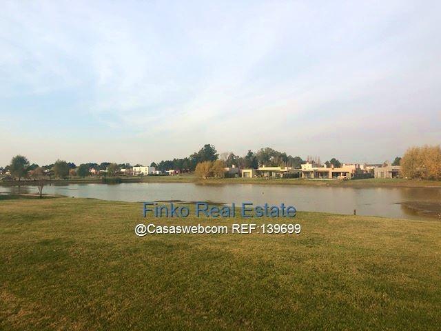 terreno con costa al lago en viñedos de la tahona